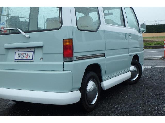 かろやかSC4WDバス仕様外装ペイント済み内装ホワイト加工(11枚目)