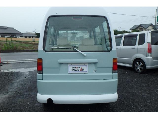 かろやかSC4WDバス仕様外装ペイント済み内装ホワイト加工(12枚目)