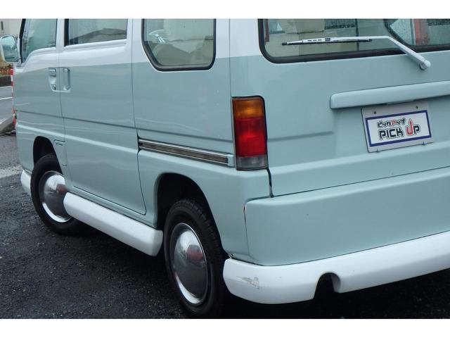 かろやかSC4WDバス仕様外装ペイント済み内装ホワイト加工(13枚目)