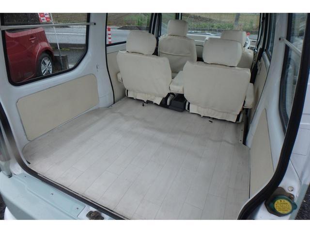 かろやかSC4WDバス仕様外装ペイント済み内装ホワイト加工(17枚目)
