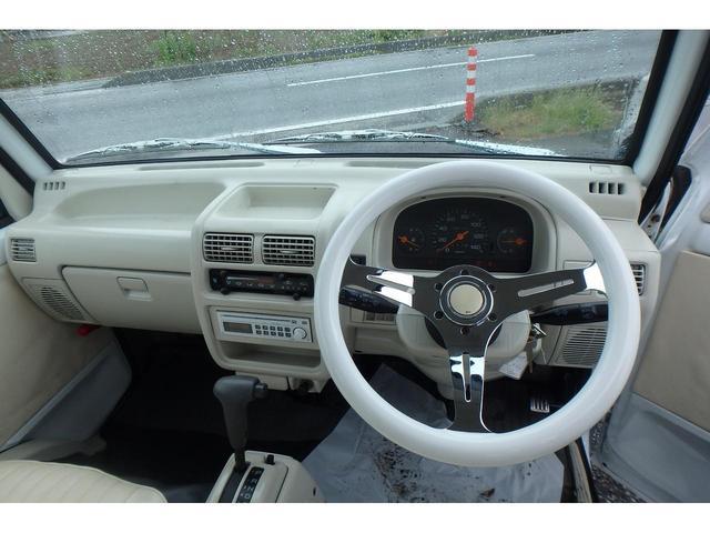 かろやかSC4WDバス仕様外装ペイント済み内装ホワイト加工(21枚目)