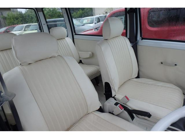 かろやかSC4WDバス仕様外装ペイント済み内装ホワイト加工(24枚目)
