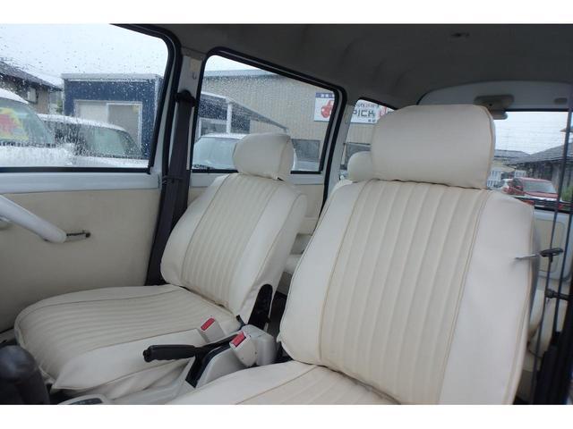 かろやかSC4WDバス仕様外装ペイント済み内装ホワイト加工(26枚目)