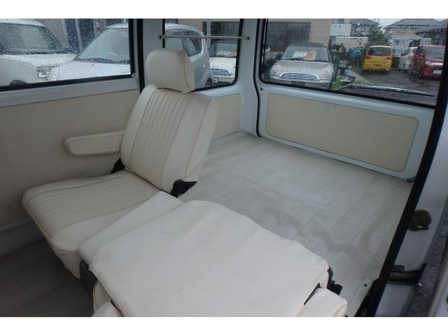 かろやかSC4WDバス仕様外装ペイント済み内装ホワイト加工(27枚目)