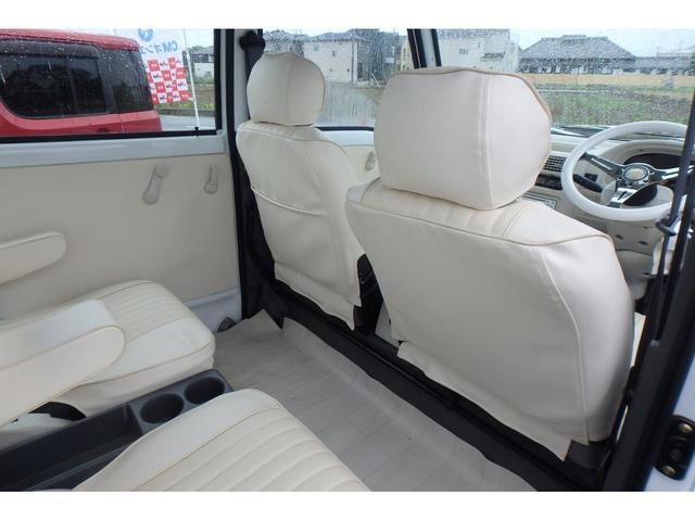 かろやかSC4WDバス仕様外装ペイント済み内装ホワイト加工(28枚目)