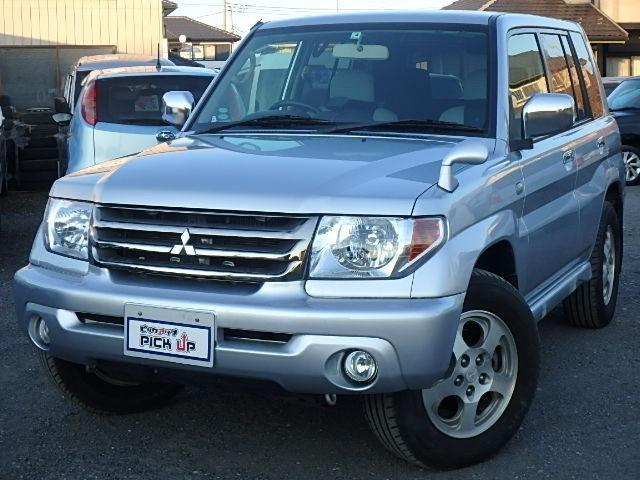 「三菱」「パジェロイオ」「SUV・クロカン」「埼玉県」の中古車2