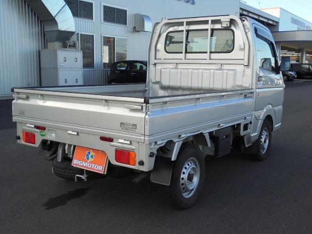スズキ キャリイトラック 4WD KCノウハン