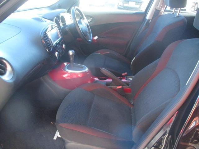日産 ジューク 15RX 2WD