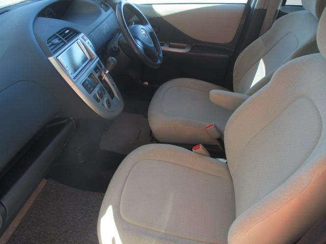 トヨタ ラクティス 1.5GLパッケージ