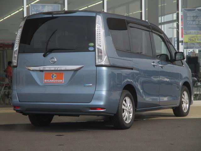 日産 セレナ 20G-HV