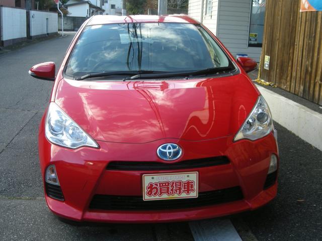 とても綺麗な車です。