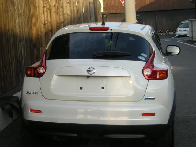 「日産」「ジューク」「SUV・クロカン」「群馬県」の中古車3