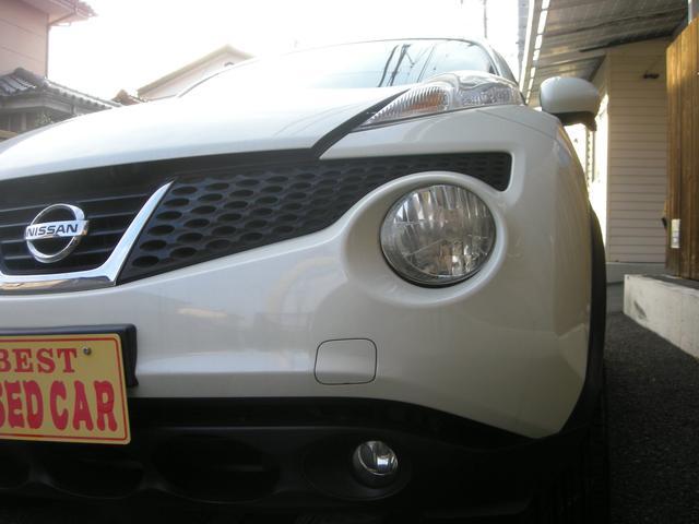 「日産」「ジューク」「SUV・クロカン」「群馬県」の中古車7
