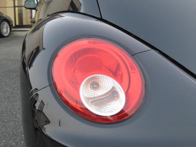 フォルクスワーゲン VW ニュービートル EZ 後期'08yモデル アイシン社製6速AT 禁煙車