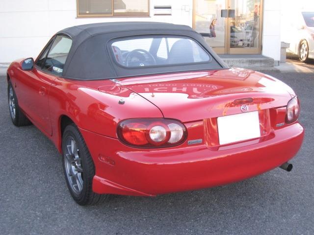マツダ ロードスター SP 後期モデル NB2型 5速MT 無事故