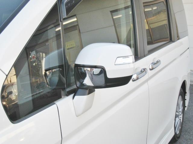 ホンダ ステップワゴンスパーダ Z HDDナビエディション 後席TVモニタ 両側電動ドア