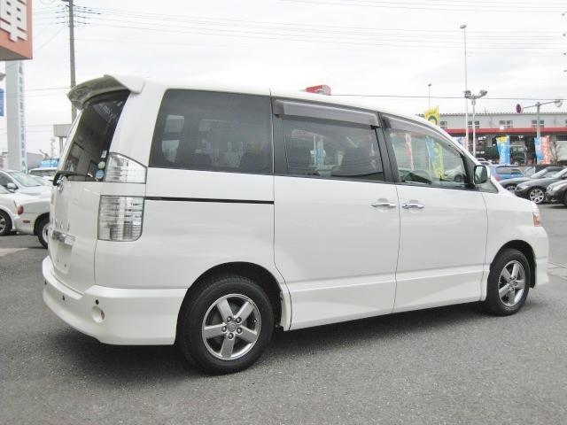 トヨタ ヴォクシー Z 煌 純正HDDナビ バックモニタ 両側パワースライド