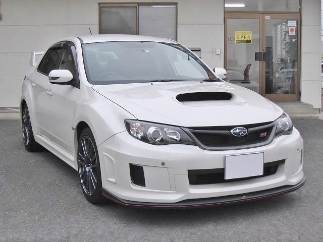 WRX STi スペックC 18インチ仕様 ナビ フルセグ(2枚目)