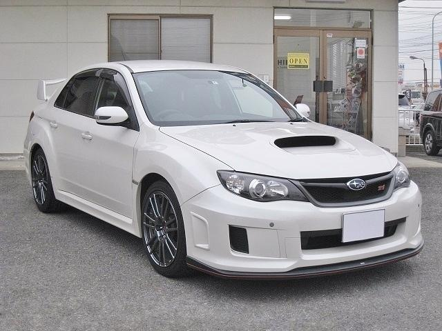 WRX STi スペックC 18インチ仕様 ナビ フルセグ(3枚目)