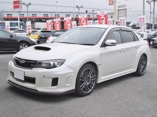 WRX STi スペックC 18インチ仕様 ナビ フルセグ(12枚目)