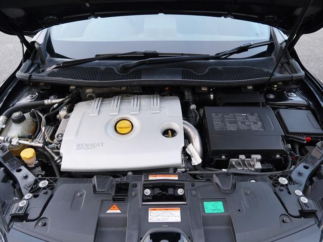 ルノー スポール 後期モデル サーバーナビ フルセグTV DVD再生 Bluetooth バックカメラ クルコン レカロシート ブレンボブレーキ コーナーセンサー ワンオーナー 禁煙車(13枚目)