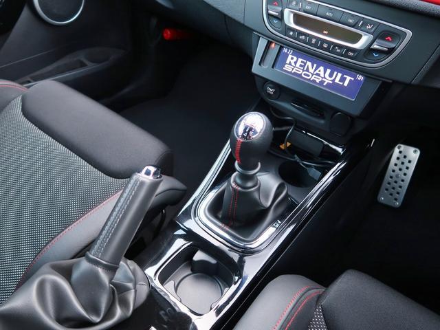 ルノー スポール 後期モデル サーバーナビ フルセグTV DVD再生 Bluetooth バックカメラ クルコン レカロシート ブレンボブレーキ コーナーセンサー ワンオーナー 禁煙車(23枚目)