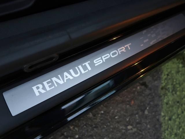 ルノー スポール 後期モデル サーバーナビ フルセグTV DVD再生 Bluetooth バックカメラ クルコン レカロシート ブレンボブレーキ コーナーセンサー ワンオーナー 禁煙車(29枚目)
