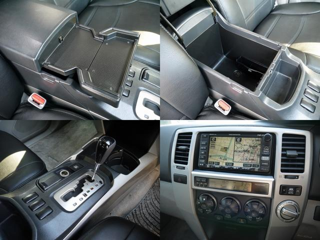 トヨタ ハイラックスサーフ SSR-Xインナーブラックヘッドライト ナビ シートカバー