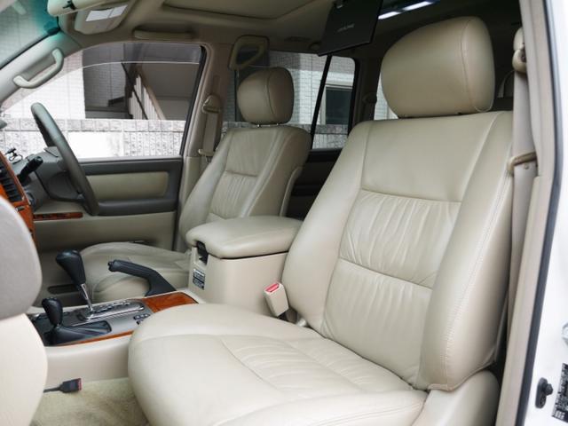 トヨタ ランドクルーザー100 VXリミテッド Gセレクション リフトアップ HDDナビ