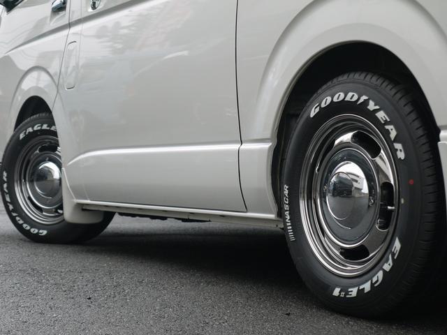 ロングワイドスーパーGL 4WD ベットキット ナビ ETC(8枚目)
