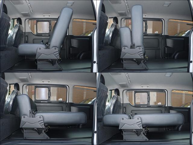 4WD DプライムII 8人乗り フルフラット 寒冷地仕様(9枚目)