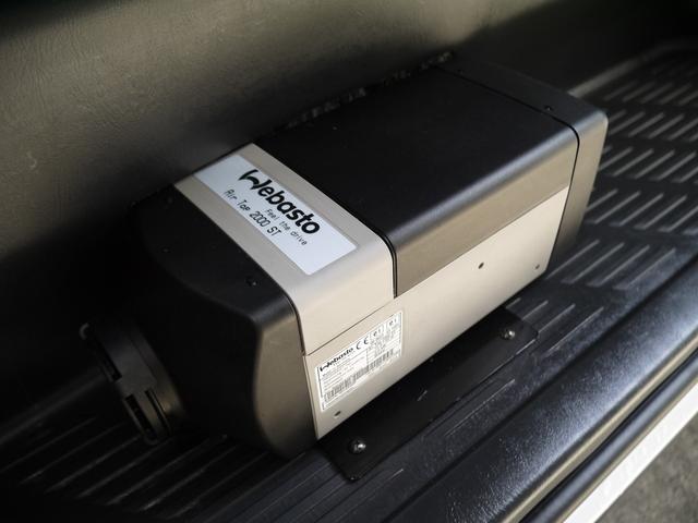 ロングスーパーGL 4WD サブバッテリー FFヒーター(14枚目)