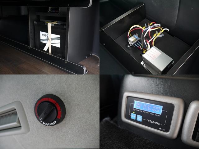 ロングスーパーGL 4WD サブバッテリー FFヒーター(16枚目)