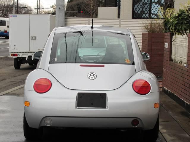 フォルクスワーゲン VW ニュービートル ウインカーミラー天井張替え済みETC付き16アルミBOOK有