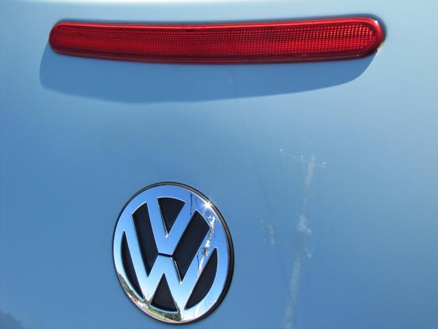 フォルクスワーゲン VW ニュービートル ベースグレード CD ETC キーレス 純正16アルミ 後期