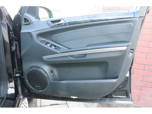 ML63 AMG 黒革シートヒーター サンルーフ HDDナビ D車(24枚目)