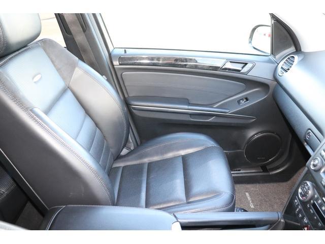 ML63 AMG 黒革シートヒーター サンルーフ HDDナビ D車(27枚目)