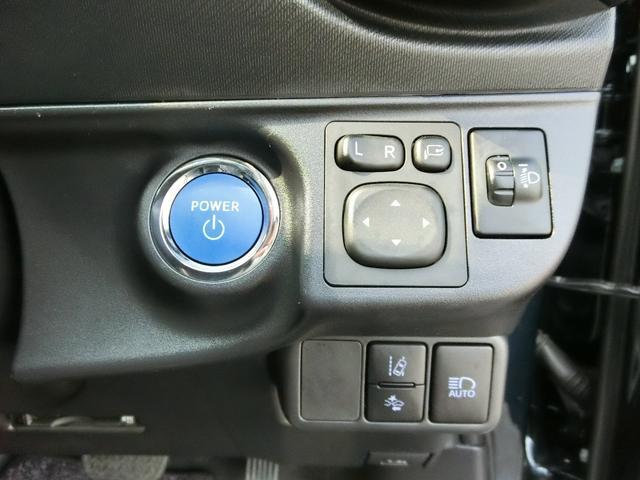 トヨタ アクア クロスオーバー 試乗車 フルセグSDナビ バックモニター