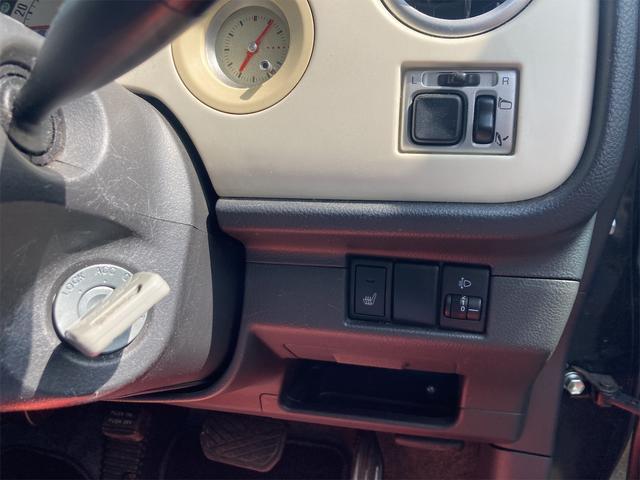 L シートヒーター キーレス CDデッキ アルミホイール ミラーヒーター 電動格納ミラー(3枚目)