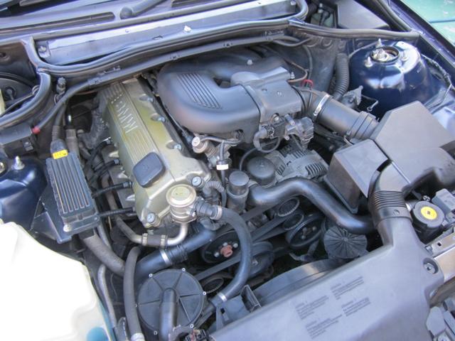 318i 5速マニュアル車 全長調整車高調 18インチ(18枚目)