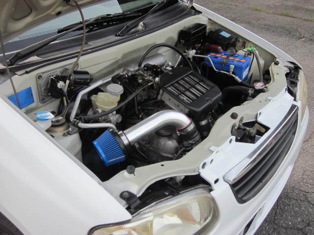 エポ K6Aターボエンジン換装(19枚目)