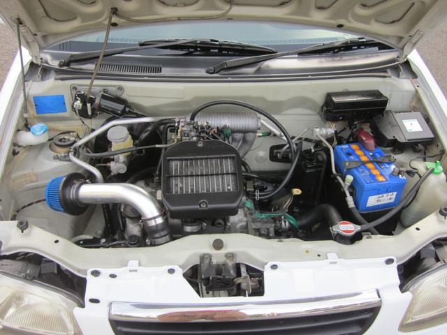 エポ K6Aターボエンジン換装(20枚目)