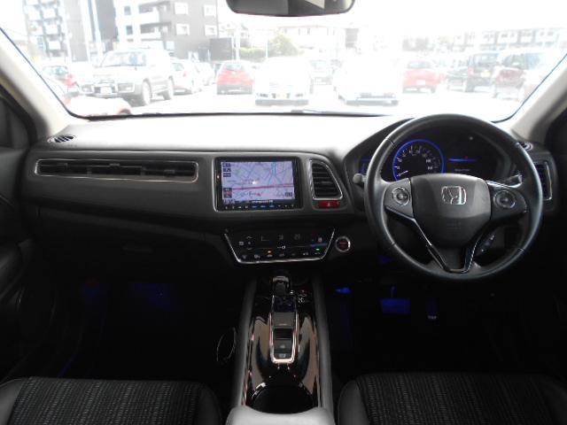ホンダ ヴェゼル HYBRID-X L-PKG 4WD