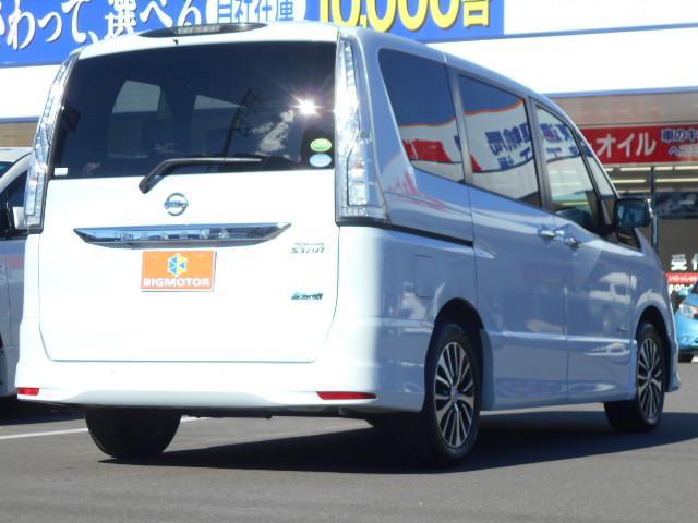 日産 セレナ HS-S-HV Vセレ+セーフティ?