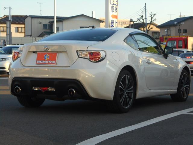 トヨタ 86 GT SDナビ/フルセグ/Bモニ