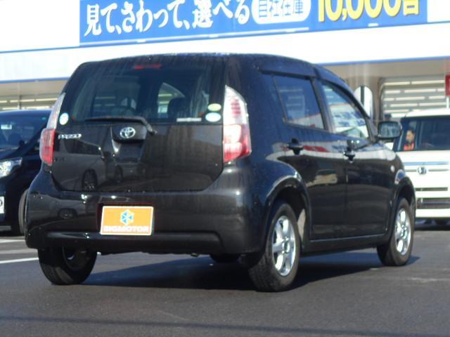 トヨタ パッソ Xイロドリ・ETC・HID