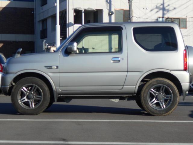 スズキ ジムニー ランドベンチャー SDナビ/4WD