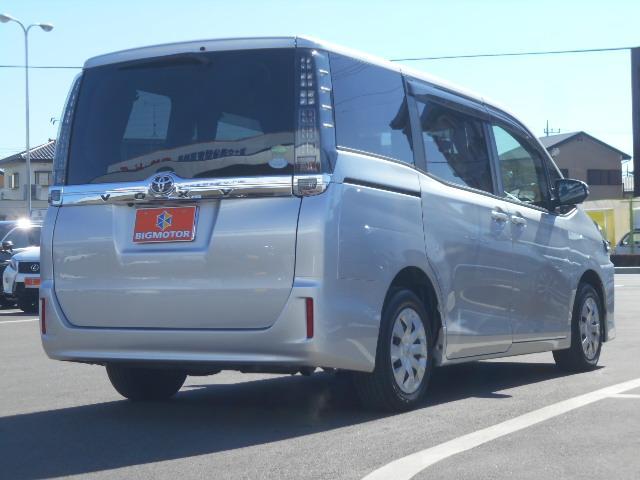 トヨタ ヴォクシー X ナビ/WPSD