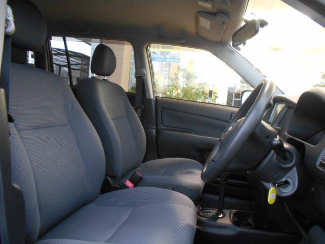トヨタ サクシードワゴン TX_Gパッケージ