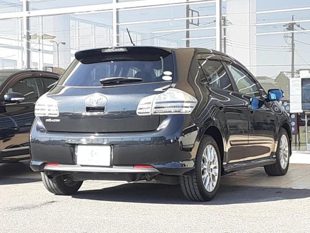 G 純正 HDDナビ/シート ハーフレザー/ヘッドランプ HID/EBD付ABS/横滑り防止装置/エアバッグ 運転席/エアバッグ 助手席/エアバッグ サイド/アルミホイール/パワーウインドウ ワンオーナー(3枚目)